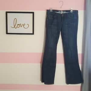 size 9 Bootcut jeans